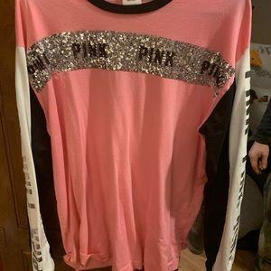 VS pink Bling Large